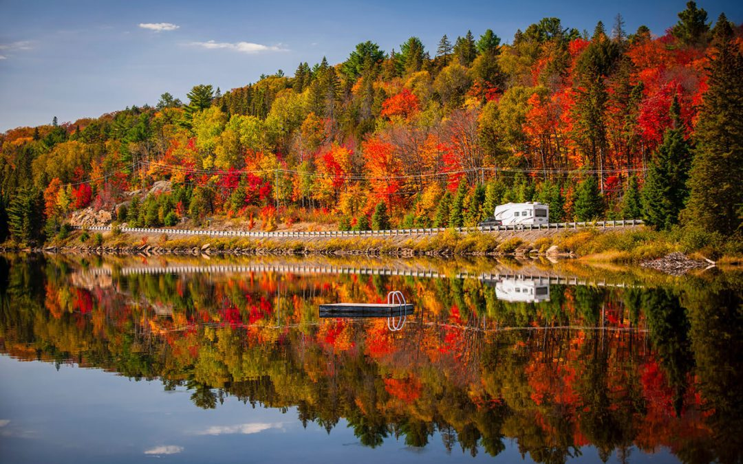 5 East Coast Fall RV Destinations